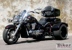 Boom Trikes Motorcycles | MotoCarStyle