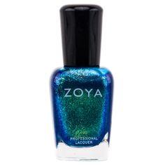 Zoya Natural Nail Polish - Glitter #naturalnails