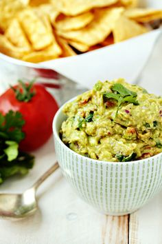 I love Guacamole and homemade is best, this is a great way to get good fats while on HCG Difference maintenance.