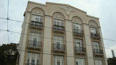 Visitez Belgrade (Виситез Белград) Immeuble dans la rue Karađorđe