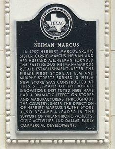 Neiman Marcus Dallas, Flagship Store