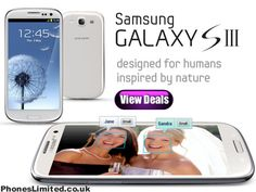 Best Deals for Samsung Galaxy S3 Marble White! http://www.phoneslimited.co.uk/Samsung/Galaxy+S3+White.html