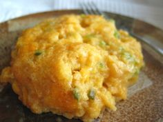 jalapeno corn casserole (this was about as close as i could get to a recipe i tried awhile back that had corn, jalapenos and bacon.) yumsss.