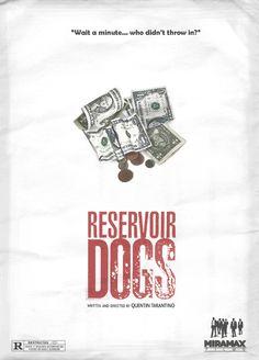 Reservoir Dogs - Quentin Tarantino - Ridd Sorensen