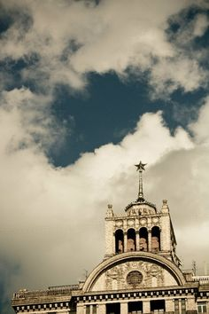 Kiev sky