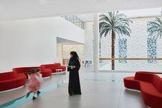 Galería de Academia Sheikh Zayed / Rosan Bosch Studio - 13