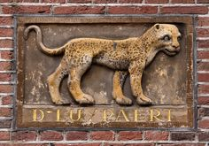 Gevelsteen D LUYPAERT | by Vereniging Vrienden van Amsterdamse Gevelstenen