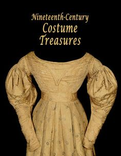 Collection catalogue (book): Nineteenth-Century Costume Treasures of the Fashion Archives and Museum,  1800-1900  97 pages, paperback, perfect binding. Text by Karin J. Bohleke.  Click on cover image to see sample pages in PDF format