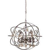 Found it at Wayfair - Hester 5-Light Crystal Chandelier