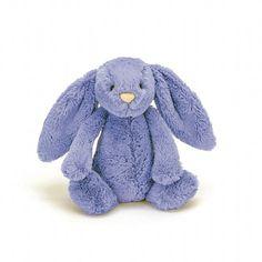 Bashful Bluebell Bunny by Jellycat