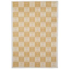 Rizzy Home Glendale Collections GD7006 5'3 inch x 7'7 inch Area Rugs, Gold
