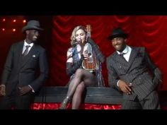 Madonna - Unapologetic Bitch (live in Chicago, Rebel Heart Tour HD) - YouTube