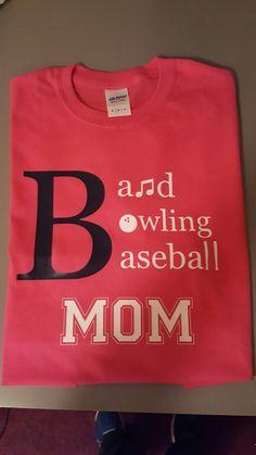 Sports Mom Tshirt