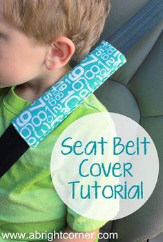 seatbelt cover 2a