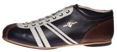 Zeha Berlin - Carl Hässner - Liga -  Zeha Berlin - the DDR inspired 100 % leather sneaker - made in EU  www.zeha-shop.de