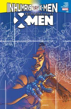 Extraordinary X-Men (2015) #18 #Marvel @marvel @marvelofficial #Extraordary #XMen (Cover Artist: David Yardin) Release Date: 1/25/2017
