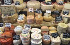Paris food guide - plan the ultimate foodie trip to Paris best food markets in paris Kinds Of Cheese, Best Cheese, Kefir, Bbq, Paris Food, French Cheese, Cheese Shop, Milk And Eggs, Chocolate Shop