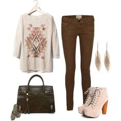 """""""Day look <3"""" by en4e on Polyvore"""