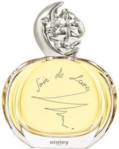 Soir de Lune van Sisley Een creatieve geur naar een idee van mw. Isabelle d'Ornano die zijn betoverende sensualiteit en aantrekkingskracht onthult via de frisheid van zijn scherpe, kristalheldere noten, de vrouwelijkheid en elegantie van zijn bloemige noten, en het typische karakter van zijn hout- en muskusnoten.