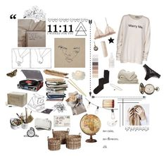 """11:11"" by xxeucliffexx ❤ liked on Polyvore featuring Mon Cheri, Tiffany & Co., Yves Saint Laurent, Etiquette, Crosley Radio & Furniture, Biedermann & Sons, H&M, Hübsch, Mason's and Wildfox"