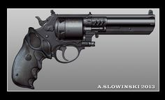 AZM Sport Match Revolver by BlackDonner.deviantart.com on @deviantART
