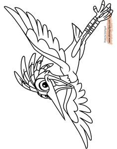 The Lion Guard Fuli Coloring Pages gra Pinterest