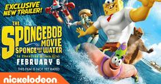 The SpongeBob Movie Sponge Out of Water Movie