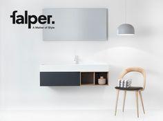 Quattro Zero by Falper: il bagno ha un nuovo spessore