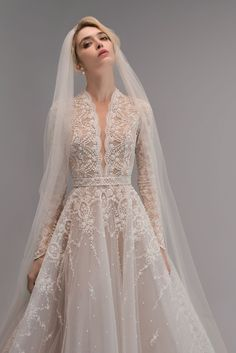 Muslimah Wedding Dress, Desi Wedding Dresses, Stunning Wedding Dresses, Luxury Wedding Dress, Bridal Dresses, Beautiful Dresses, Kebaya Wedding, Designer Wedding Dresses, Ersa Atelier
