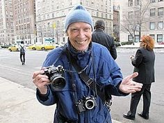 Saturday morning I was blessed to have shared time with this amazing eye of a man. Thank you Bill Cunningham.