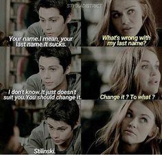 Subtle Dylan very subtle!