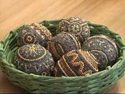 Veľkonočné kraslice zo semienok