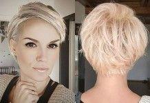 Mónika Robinson Short Hairstyles