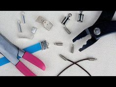 Jewelry 101: Finishing with Cord Ends - #Beading #Jewelry #Tutorials
