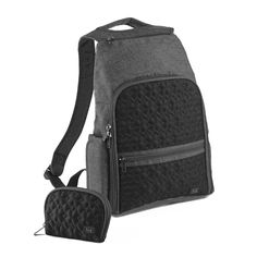 Lug Dodger Mini Backpack. It is a great travel companion for sightseeing tours and excursions. Small enough not to be bulky. But large enough to carry all the items you need ... water bottle, money, camera, iPhone, guide book, sunscreen, etc. I love it! www.LugLife.com