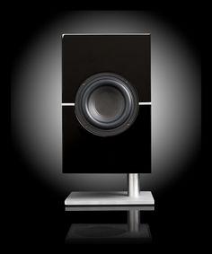 Nice modern designed Speakers.