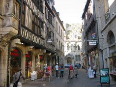 In Dijon, France