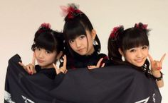 BABYMETAL To Become Youngest Artists To Ever Perform At Tokyo's Nippon Budokan