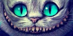 alice in wonderland, cat, cute, johnny depp, tim burton, cheschire cat, movie !, grinse katze