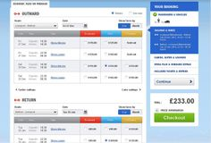 Integration of new, improved booking dialogue for Stena Line UK and Ireland 2014 websites.
