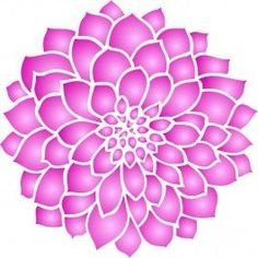 Create DIY wall art or a wallpaper- like focus wall with Stencils for Walls' Dahlia or Zinnia Stencil. Cheap, easy to use and very effective. Stencilling is a versatile and exciting way to accessorize on any flat surface of your choice. Our stencils produce high quality designs with minimum fuss.