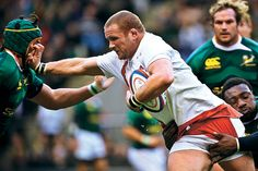 Tom Jenkins: Phil Vickery against South Africa, ­Twickenham, 2008