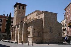 Zamora  Iglesia de Santiago del Burgo