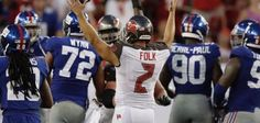 TAMPA, Fla. -- After one of the roughest days of his 11-year NFL career, Tampa Bay Buccaneers kicker Nick Folk got one final opportunity.