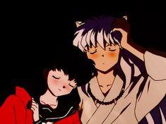 Inuyasha Fan Art, Kagome And Inuyasha, Kagome Higurashi, Old Anime, Anime Art, Tumblr Backgrounds, Funny Cute Cats, Boku No Hero Academy, Animes Wallpapers