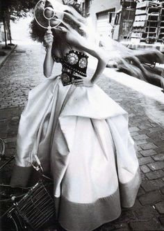 """""""Gypsy Couture,"""" by Steven Meisel for Vogue Italia #manubirba"""