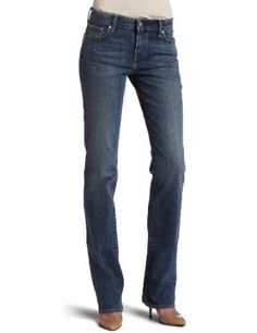 Levi's Misses Classic Demi Curve ID Straight Jean $44.99