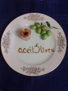 #aceite de #oliva #virgen ! #Extremadura! #tapa de #aceitunas, #aguacate, #zanahoria y #aceitolivex