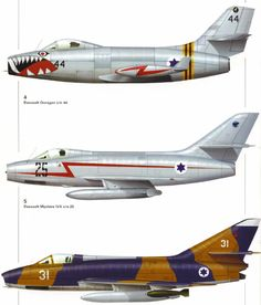 Military Weapons, Military Aircraft, Air Fighter, Fighter Jets, Post War Era, Navy Air Force, Aircraft Painting, Fighter Aircraft, Aviation Art