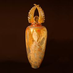 Stunning Pottery Design by Jerry Rhodes